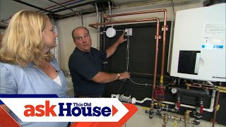 How to Install a Combination Boiler/Water Heater   Ask This Old House