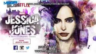 Jessica Jones (S01 Promo) - titlovani trejler serije [HD]