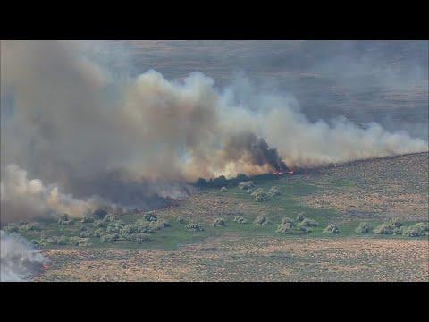 Der Flächenbrand