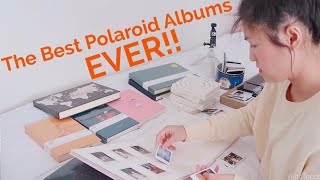 Organizing All The Polaroid Pictures I've Ever Taken!!