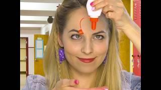 10 Makeup Lifehacks In School