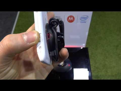 Motorola Razr I: anteprima dal MWC 2013