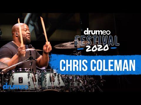 Chris Coleman Performance - Drumeo Festival 2020
