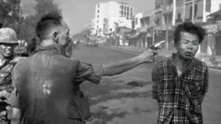 General Nguyen Ngoc Loan Executing a Viet Cong Prisoner in Saigon (Eddie Adams)