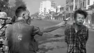 General Nguyen Ngoc Loan Executing a Viet Cong Prisoner in Saigon (Eddie Adams)