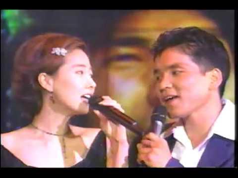 강수지 Kang Susie カンスージー 파랑새는있다 with 이상인 (1997)
