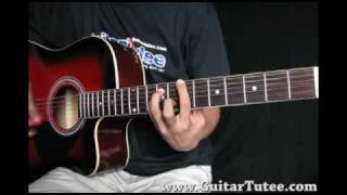 The Ting Tings - Be The One, by www.GuitarTutee.com
