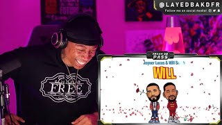 TRASH or PASS! Joyner Lucas ft Will Smith ( Will Remix ) [REACTION!!!]