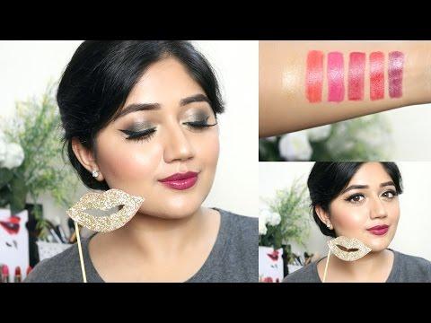 Gold Addiction Satin Lipstick by L'Oreal #10