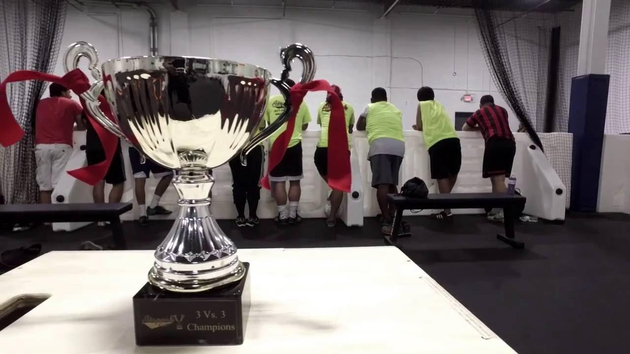 Air Park Cup - Week 8 - Finals