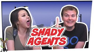 SHADY AGENTS | Your Worst Kiss?? | Ft. Gina Darling, Steve Greene & Nikki Limo