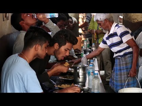 30 Years Old Mutton Biryani Center | Morning 7 to 9 only | Chand Biryani | Famous in Proddatur