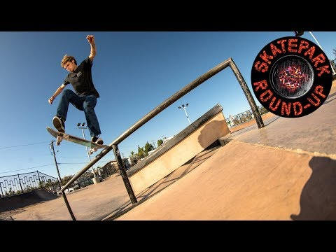 Skatepark Round-Up: Element