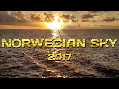 NORWEGIAN SKY 2017 SHIP REVIEW AND TOUR