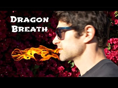 He Has Dragon Breath | MATT AND BLUE