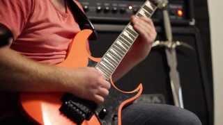 SoftShredding - Children of Bodom Guitar Solo Medley OLDSCHOOL - HD