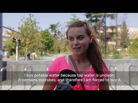 Zëri i qytetarëve për situatën e ujit në Shqipëri
