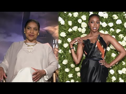 , title : 'Phylicia Rashad 'stunned' by daughter's acting'