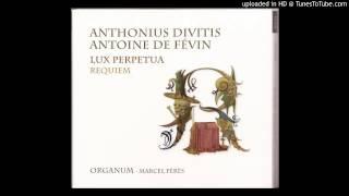 Lux Perpetua, Requiem: Evangelium secundum Joannem