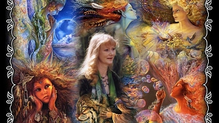 The Fantasy World Of Josephine Wall