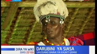 Darubini ya Siasa; Maendeleo katika kaunti ya Turkana-Dira ya Wiki pt 2