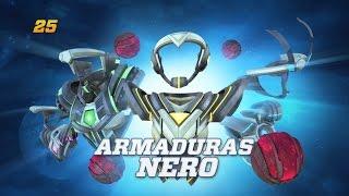 WIKISEN / 25 / Armaduras Nero