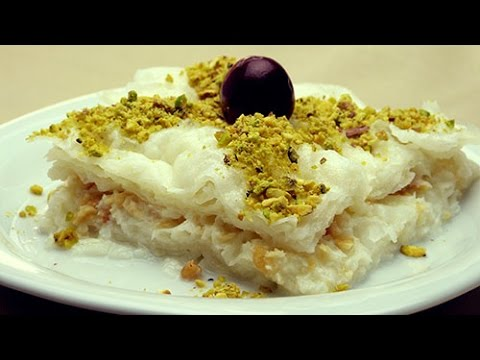 Gullac Recipe – Turkish Ramadan Dessert