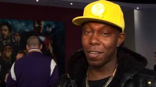 Dizzee Rascal at number 1 with Dirtee Disco!