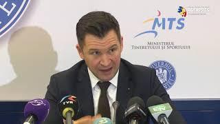 Ministrul Ionuţ Stroe, despre cazurile de dopaj din halterele româneşti - E alarmant să ai 20 de sportivi dopaţi în 12 ani