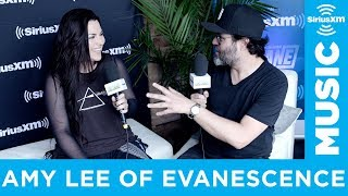 Amy Lee of Evanescence Talks Upcoming Album & More at Epicenter 2019