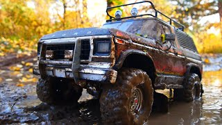 Hard, but beautiful RC Mudding OFF Road Extreme