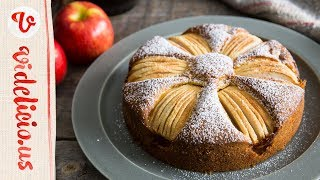 Gambar cover りんごが美味しい季節に作ろう☆りんごとシナモンのケーキ|How to make Apple And Cinnamon Cake