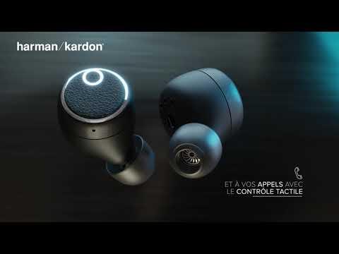 Harman Kardon   FLY TWS   ÉCOUTEURS INTRA-AURICULAIRES 100% SANS FIL