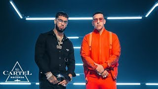 Adictiva - Daddy Yankee feat. Anuel AA (Video)