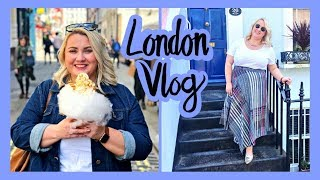 London Vlog UK Plus size fashion week Portabello Road Grand Designs Live and MORE Movie