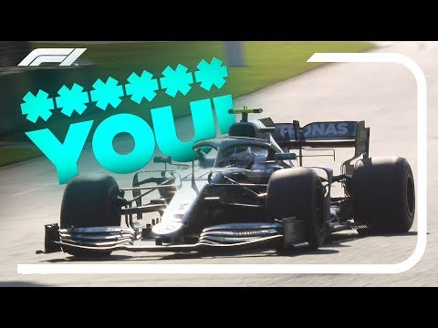Bottas Bites Back, Plus All The Best Team Radio | 2019 Australian Grand Prix