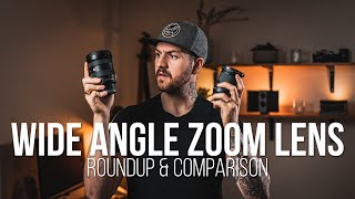 Which Sony E-Mount Wide Angle Lens is BEST? [SIGMA, TAMRON, ZEISS, GM]