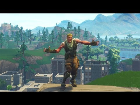 Fortnite Dance goes with everything