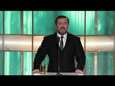 Ricky Gervais se znovu naváží do celebrit