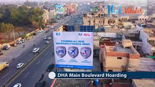 IGI Life Insurance OOH Campaign