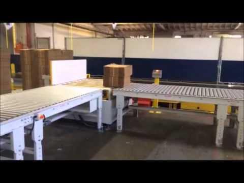 ¡Vea el Transportador de Paquetes de WSA en acción!