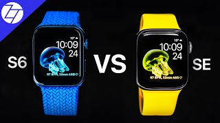 Apple Watch Series 6 & Apple Watch SE - A Worthy Upgrade?