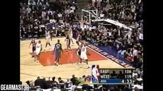 2000 NBA All-Star Game Best Plays (HQ)