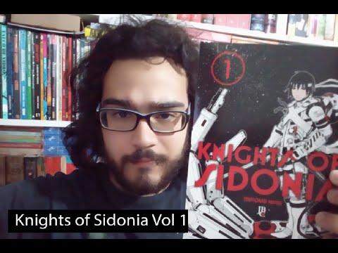 Knights of Sidonia vol 1 -  2/365hqs