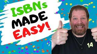 Self Publishing Books | ISBN's Made Easy