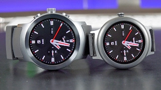 LG Watch Sport vs LG Watch Style: Unboxing & Review