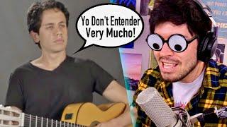 Que Difícil Es Hablar El Español