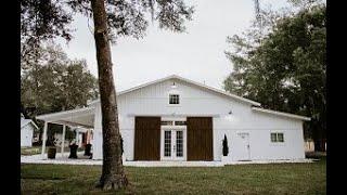Ever After Farms Vineyard Barn (Floridas Perfect Wedding Barn)