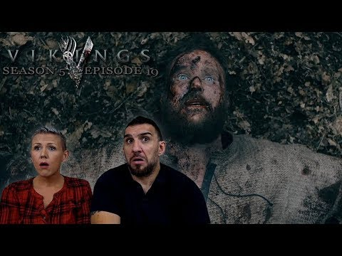 Vikings Season 5 Episode 19 'What Happens in the Cave' REACTION!!