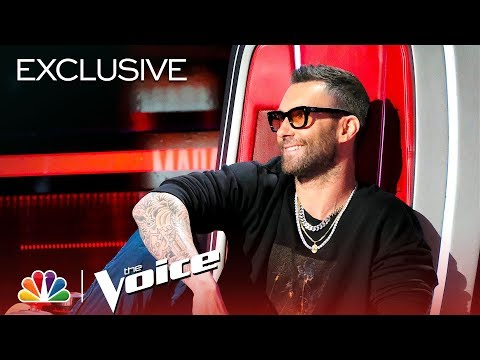 Adam Levine: A Collection Of Songs - The Voice 2018 (Digital Exclusive) Mp3